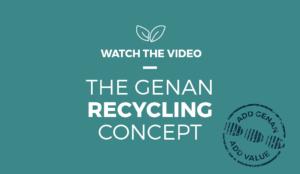 genan, rubber, recycling