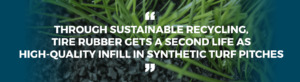 genan, tire rubber, sustainable recycling